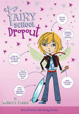 Fairy School Dropout by Meredith Badger