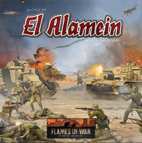 Flames of War: El Alamein Starter Box