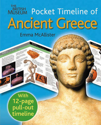 Pocket Timeline: Ancient Greece by Emma McAllister