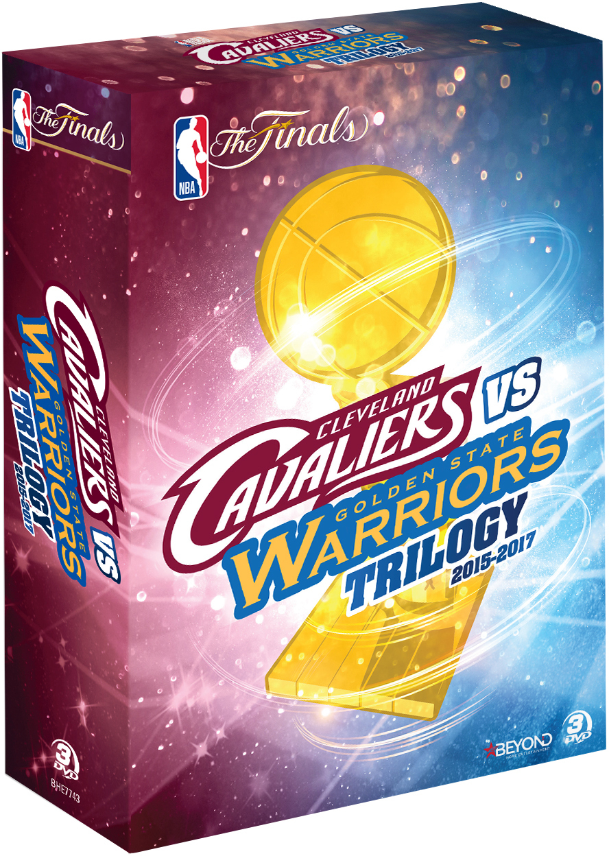 NBA Golden State Warriors vs Cleveland Cavaliers - The Championship Films on DVD image
