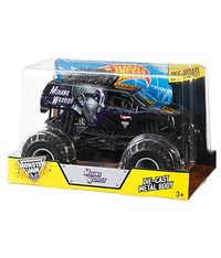 Hot Wheels Monster Jam: 1:24 Scale Diecast Vehicle - Mohawk Warrior image