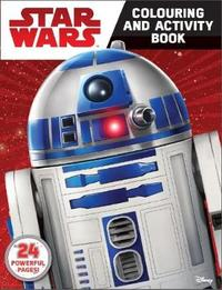 Star Wars: Colouring and Activity Book