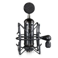 Blue Microphones Spark Blackout SL XLR Condenser Microphone (Black) for  image