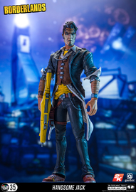 "Borderlands 2 - Handsome Jack 7"" Figure"
