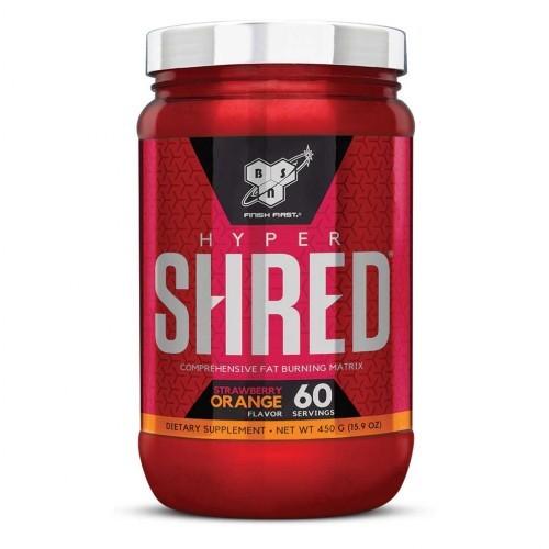 BSN Hyper Shred Fat Burning Matrix - Strawberry Orange (450g)