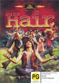 Hair on DVD