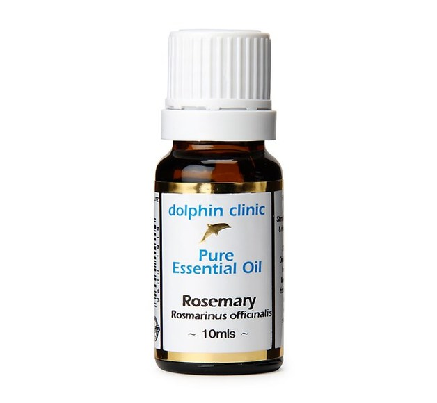 Dolphin Clinic Essential Oils - Rosemary (10ml)