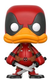 Marvel: Deadpool the Duck - Pop! Vinyl Figure