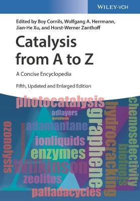 Catalysis from A to Z by Boy Cornils image
