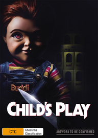 Child's Play on DVD image