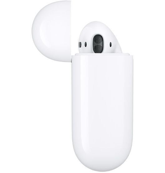 Apple AirPods 2nd Gen with Wireless Charging Case image