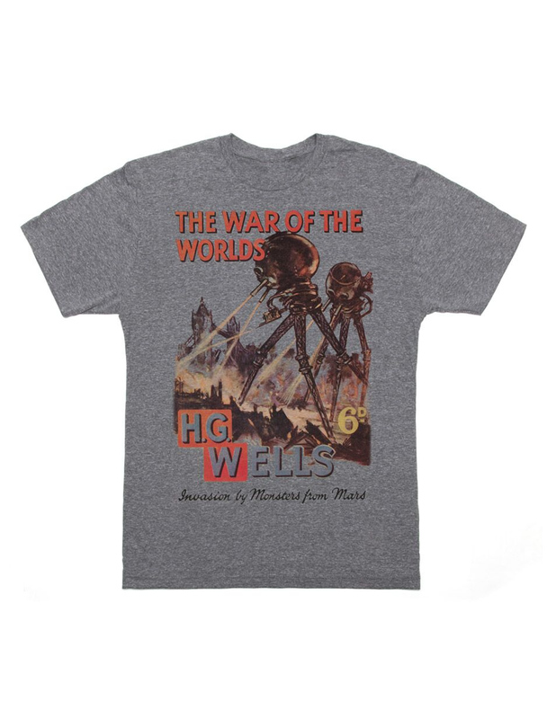 The War of the Worlds - Unisex X-Large