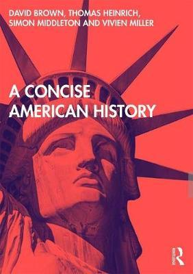 A Concise American History by Simon Middleton