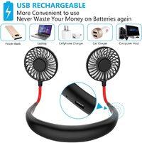 Ape Basics Mini Hand Free Neck Fan
