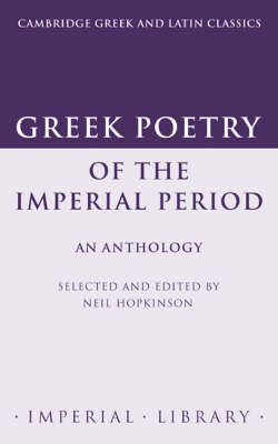 Greek Poetry of the Imperial Period image