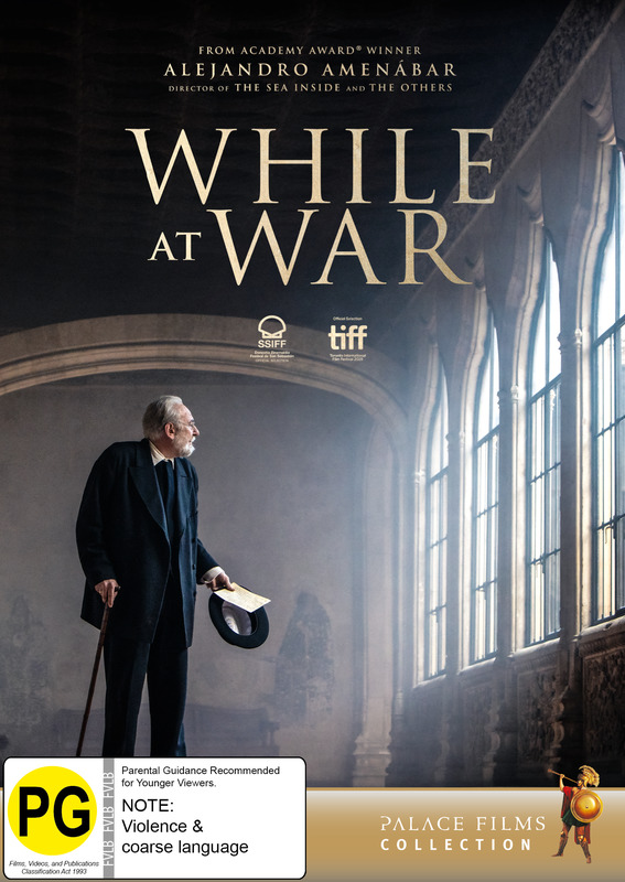 While At War on DVD