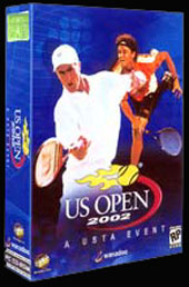 US Open 2002 for PC