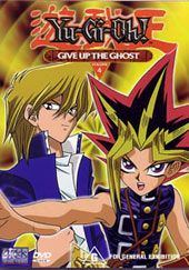 Yu-Gi-Oh! - Volume 4 - Give Up The Ghost on DVD