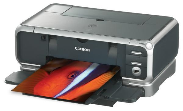 CANON PRINTER BUBBLE JET PIXMA iP4000 image
