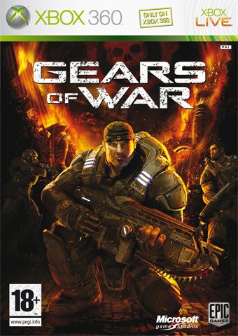 Xbox 360 Gears of War Massive Entertainment Pack for Xbox 360 image