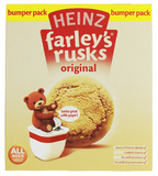 Heinz Farley's Rusks Original (300g)