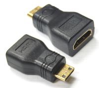 Dynamix HDMI Female to HDMI Mini Male Adapter