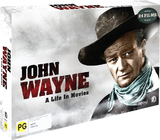 John Wayne Collector's Gift Set (Limited Release) (6 Disc Set) on DVD