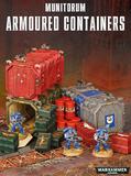 Warhammer 40,000 Munitorum Armoured Containers