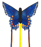 "HQ Kites: Small S/tail Blue - 20"" Butterfly Kite"