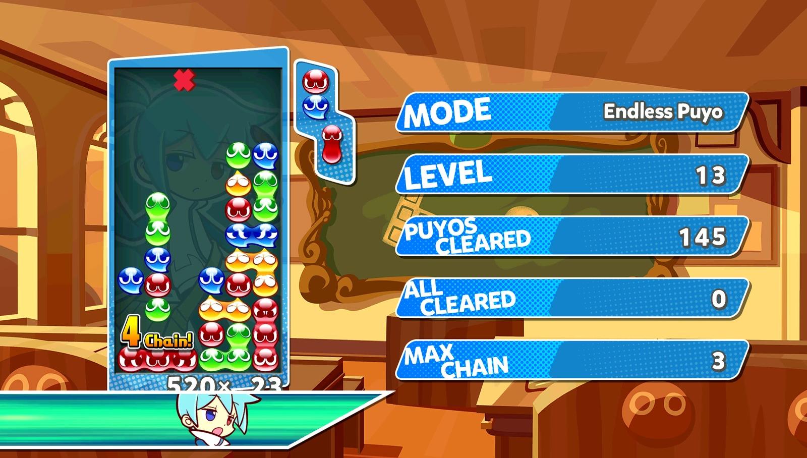 Puyo Puyo Tetris for PS4 image