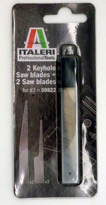 Italeri: Saw Blades For #2