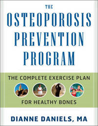 The Osteoporosis Prevention Programme by Dianne Daniels image