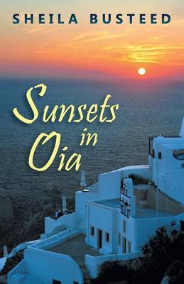 Sunsets in Oia by Sheila Busteed