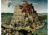 Ravensburger 5000pc Puzzle - The Tower of Babel