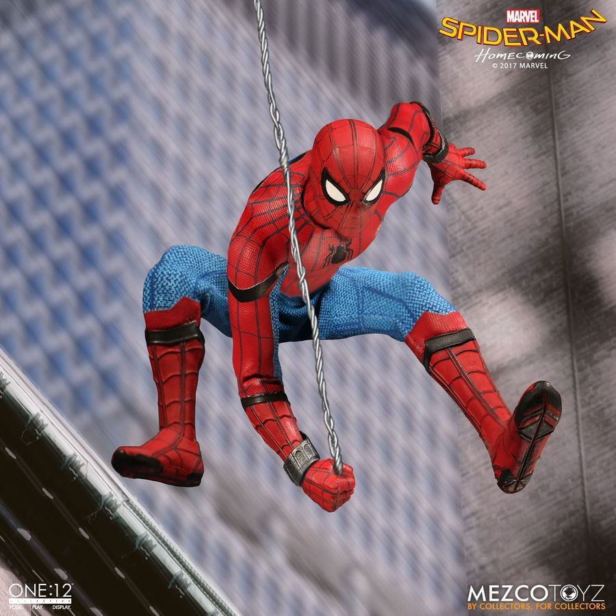Spider-Man: Homecoming - One:12 Collective Action Figure image