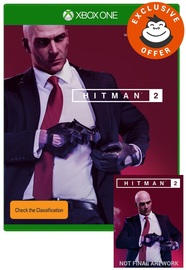 Hitman 2 Steelbook Edition for Xbox One image