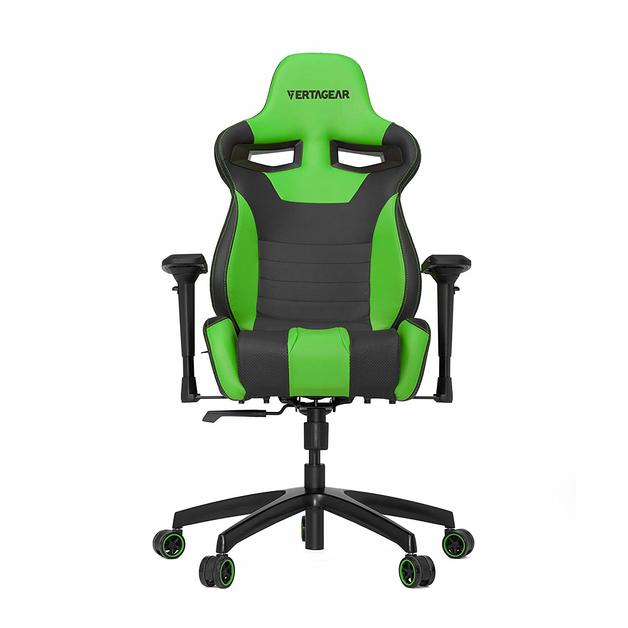 Vertagear Racing Series S-Line SL4000 Gaming Chair - Black/Green for