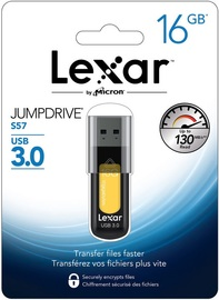 16GB Lexar JumpDrive S57 USB 3.0 image
