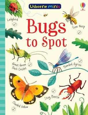 Bugs to Spot by Sam Smith