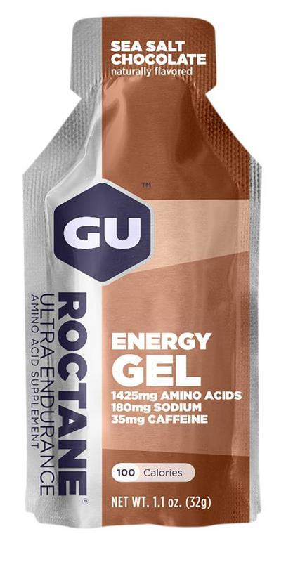 GU Roctane Energy Gel - Sea Salt Chocolate (32g)