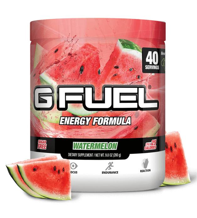 G FUEL Energy Formula - Watermelon (40 Servings)
