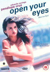 Open Your Eyes on DVD