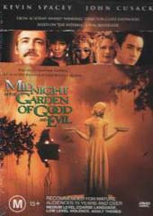 Midnight In The Garden Of Good And Evil on DVD