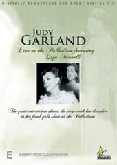 Judy Garland - Live At The London Palladium on DVD