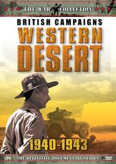 British Campaigns: Western Desert on DVD