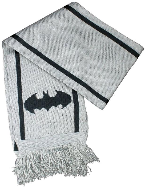 DC Comics: Batman Logo Scarf