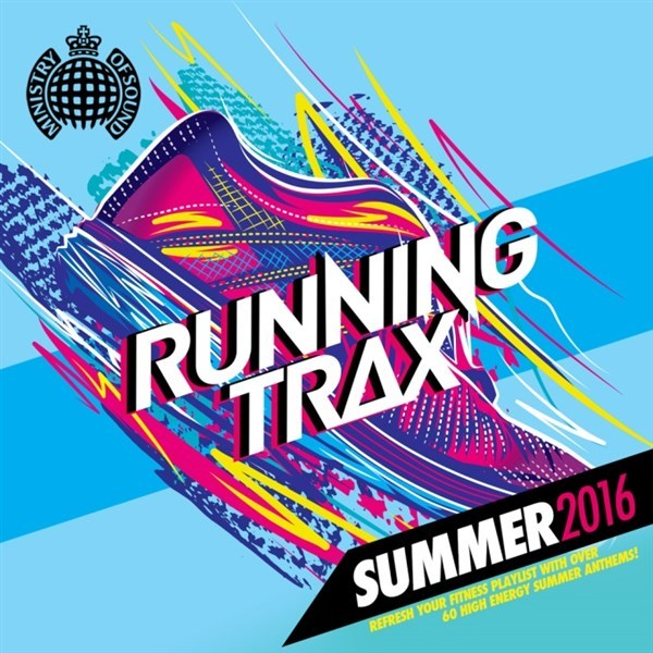 Ministry Of Sound: Running Trax Summer 2016 by Various image