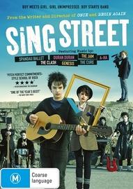 Sing Street on DVD