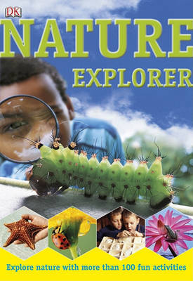Nature Explorer by David Burnie image