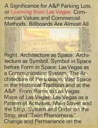 Learning From Las Vegas by Robert Venturi image